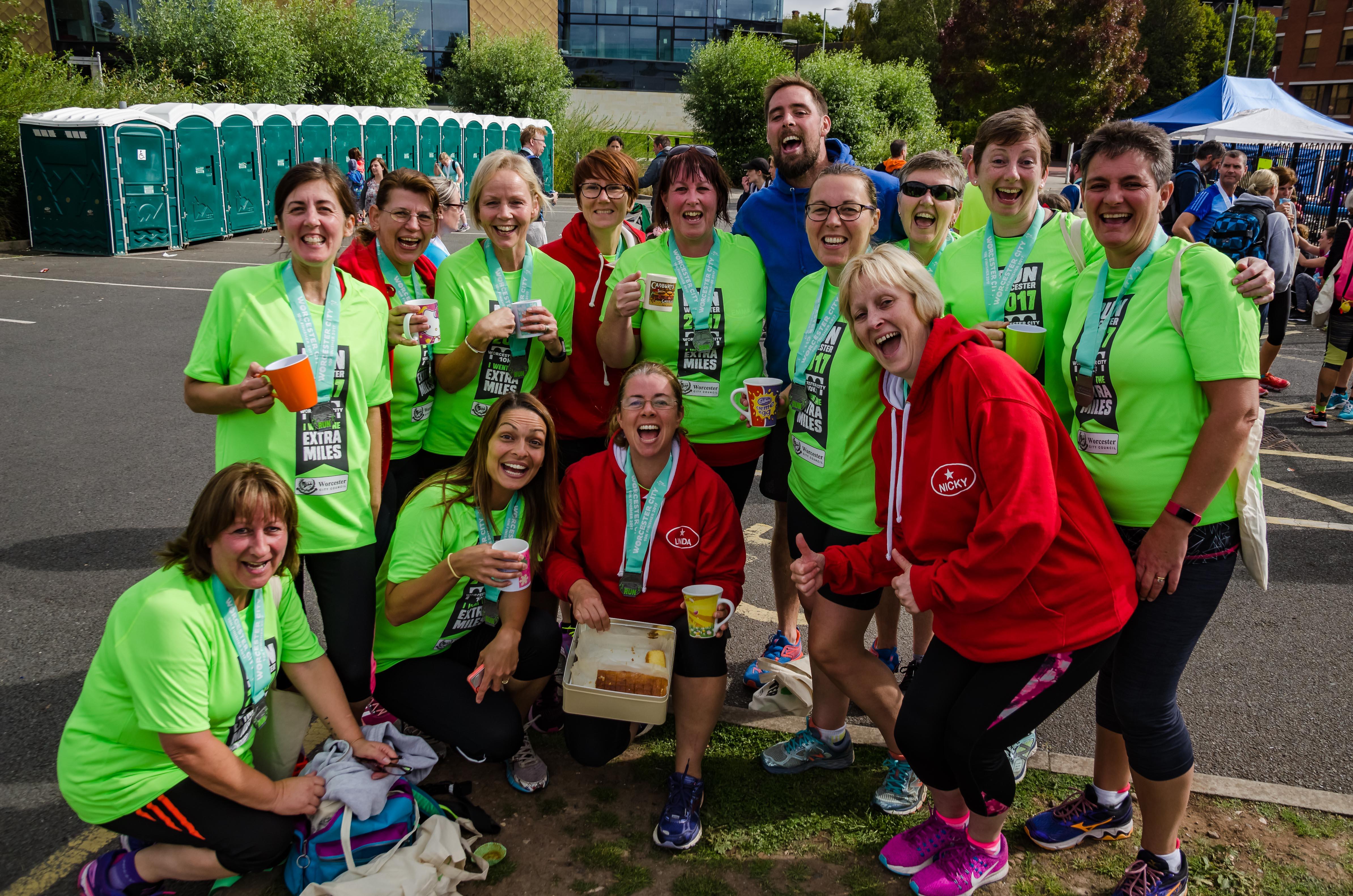 Worcester Run & Half Marathon 2017